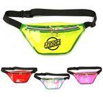 Custom Neon Fanny Pack Bag w/Release Buckle