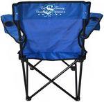 Custom Folding Chair W/ Carrying Bag