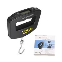 Portable Electronic Digital Luggage Scale With Hook