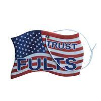 America Flag Air Freshener