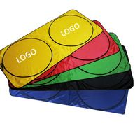 Colorful Collapsible Car Window Sunshade