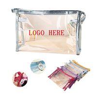 Translucent Cosmetic Bag