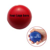 Large PU Reliever Balls For High-Stress People