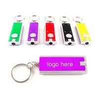 LED Key Tag/Keychain With Flashlight