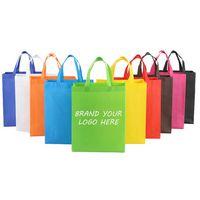 Screen Printed Eco-friendly Non-Woven Tote Bag