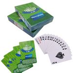 Custom Full Color Printing Poker Size Playing Cards
