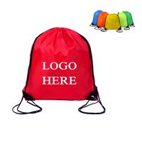 Folding Sports Drawstring Backpack