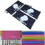 Waterproof Zippered Pencil Pouch