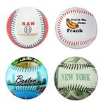 Custom Advertising Synthetic Leather Baseball