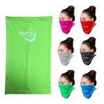 Lycra Icy Scarf Face Mask Tube Bandana/Head Wear