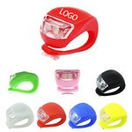 Custom Silicone LED Bike Light