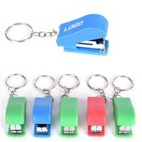 Mini Stapler Key Chain