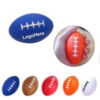 "3"" Soft Football Stress Reliever"