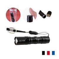 Mini Waterproof LED Flashlight