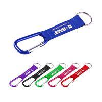 Carabiner w/ Key ring