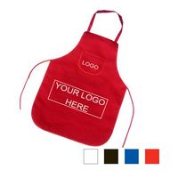 Waterproof Apron With Pocket Front