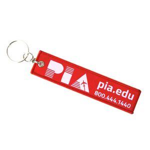 Woven Key tags