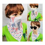 Ice Silk Cycling Triangle Scarf Face Mask/Head Wear