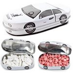 Custom Car Mint Tin w/ Mints