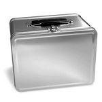 Custom Retro Tin Lunch Box
