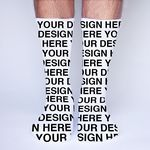 Custom Custom Unisex Full Print Socks - sockprints