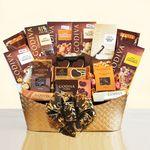Custom Majestic Godiva Gift Basket