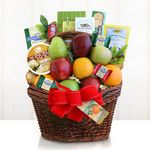 Custom Abundance Fruit Gift Basket