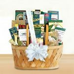 Custom Heartfelt Thoughts of Sympathy Gift Basket