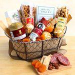 Custom The Gourmand's Gourmet Gift Basket