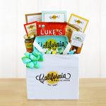 Custom Welcome to California Gift Tote of Goodies
