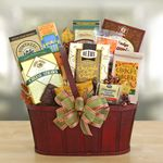 Custom Snack Celebration Gift Basket