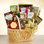 Custom Winner's Circle Gift Basket