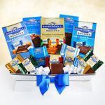Custom Kosher Care Package for Chocolate Lovers Gift Container