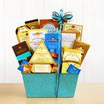 Custom California Blue Sky Sparkling Gourmet Gift