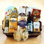 Custom California's Best Celebration Gift Basket