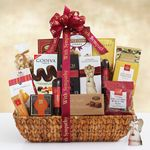 Custom Peace, Prayer & Blessings Sympathy Gift Basket