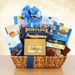 Custom Bon Appetit Kosher Gourmet Gift Basket