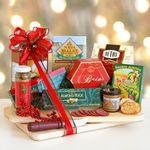 Custom Share the Season Holiday Cutting Board Better