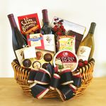 Custom Golden Gate Greetings Gift Basket