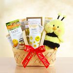 Custom Bee Well Gift Basket