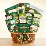 Custom Gourmet Extravaganza Gift Basket