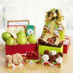 Custom Fruitful Sweetness Gourmet Gift Tower
