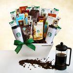 Custom Ultimate Starbucks Coffee Lover's Gift