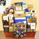 Custom Grand Splendor Gift Basket