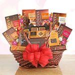 Custom Godiva Supreme Gift Basket