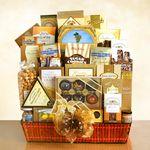 Custom Sumptuous Gourmet Gift Basket