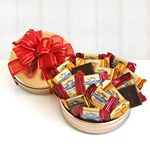 Custom Ghirardelli Galore Gift Tin