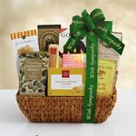 Custom Forever in Your Heart Sympathy Basket