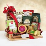 Custom Share the Season Holiday Cutting Board