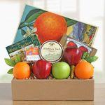 Custom Fruit And Cheese Gift Box